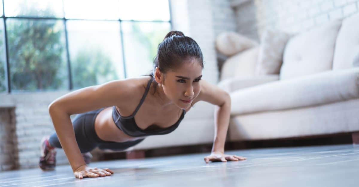 5 apps offering free workouts to do at home